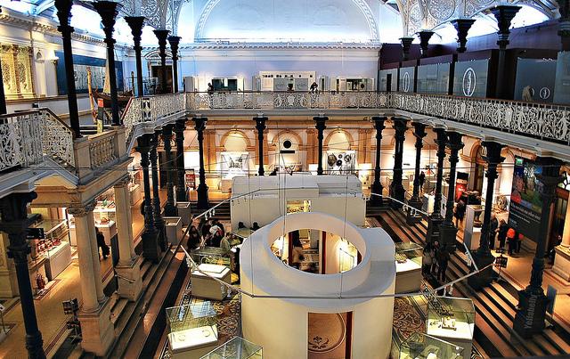 Nemzeti Múzeum - Dublin