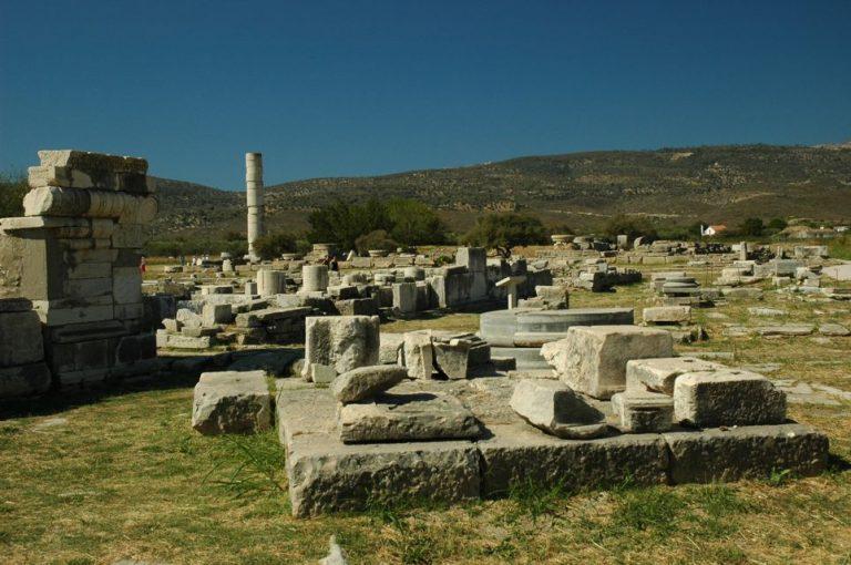 Samosi Héraion régészeti lelőhely