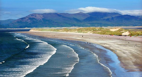 Rossbeigh strand