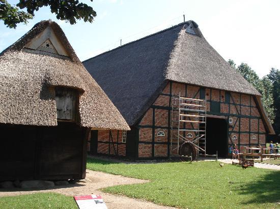 Kiel-Molfsee szabadtéri múzeum