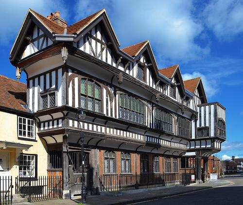 Tudor-ház