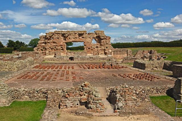 Wroxeteri római város