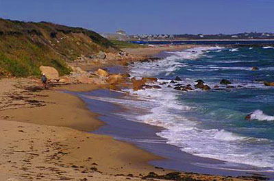 Rhode Island strandja