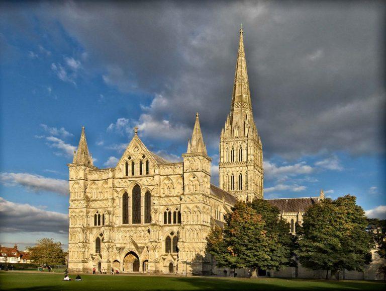 Salisbury katedrális