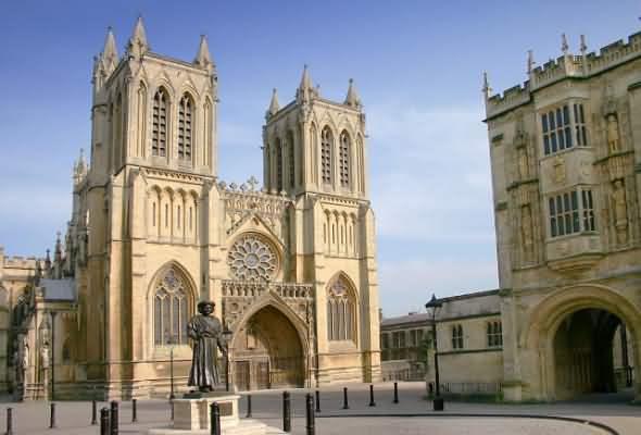 Bristol katedrálisa