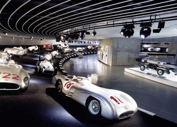 Mercedes-Benz Múzeum