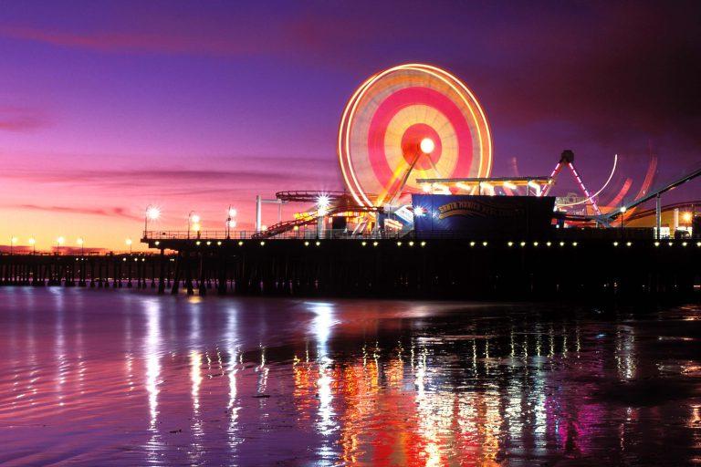 Santa Monica móló