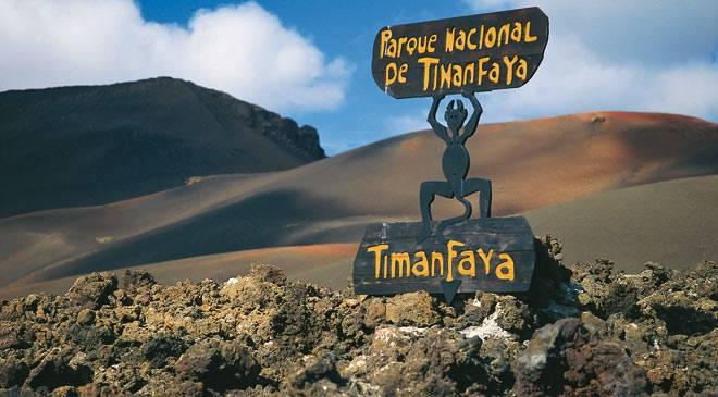 Timanfaya Nemzeti Park