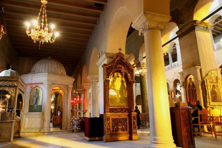 Agios Dimitrios templom