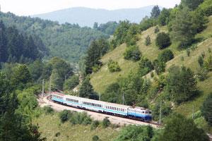 Vonattal