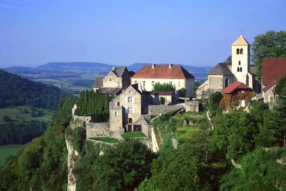 Chateau-Chalon