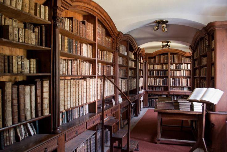 Krskoi Kapucinus Könyvtár