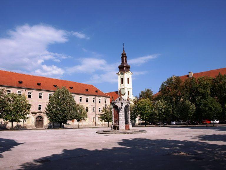Josip Jellasics tér, Karlovac