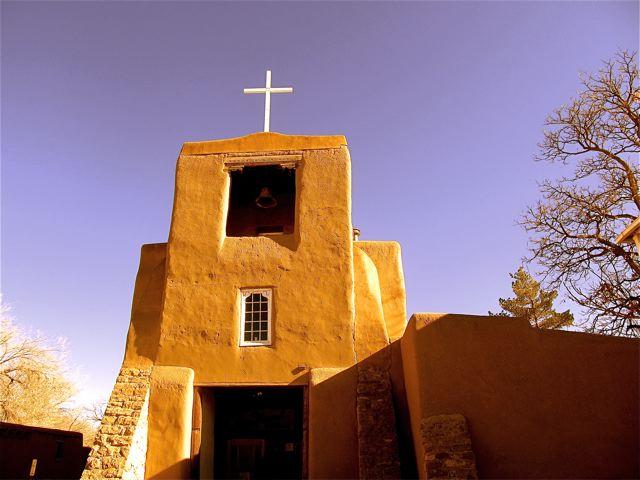 San Miguel kápolna, Santa Fe