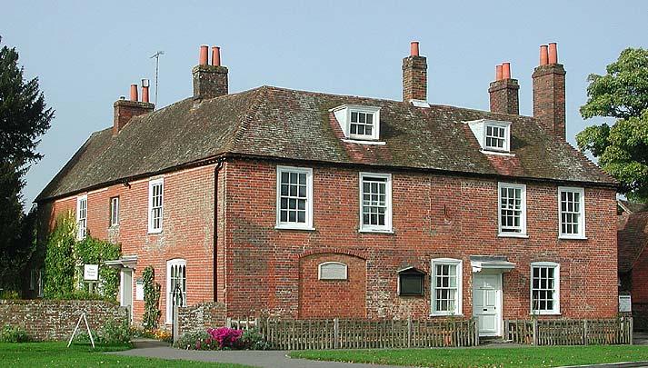Jane Austen háza