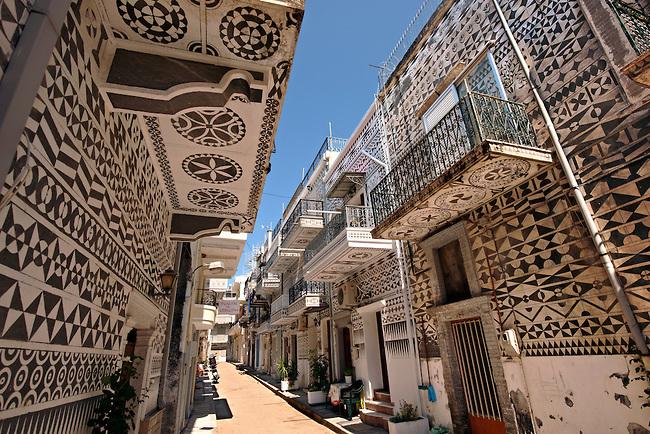 Chios-sziget különleges falvai