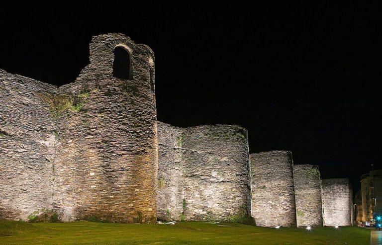 Lugoi római falak