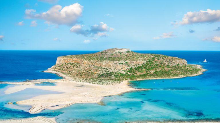 Gramvousa-sziget