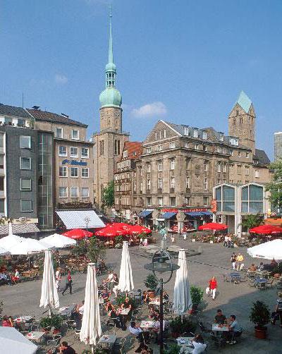 Régi Piactér, Dortmund