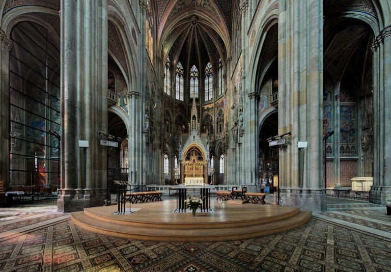 Votivkirche, Bécs