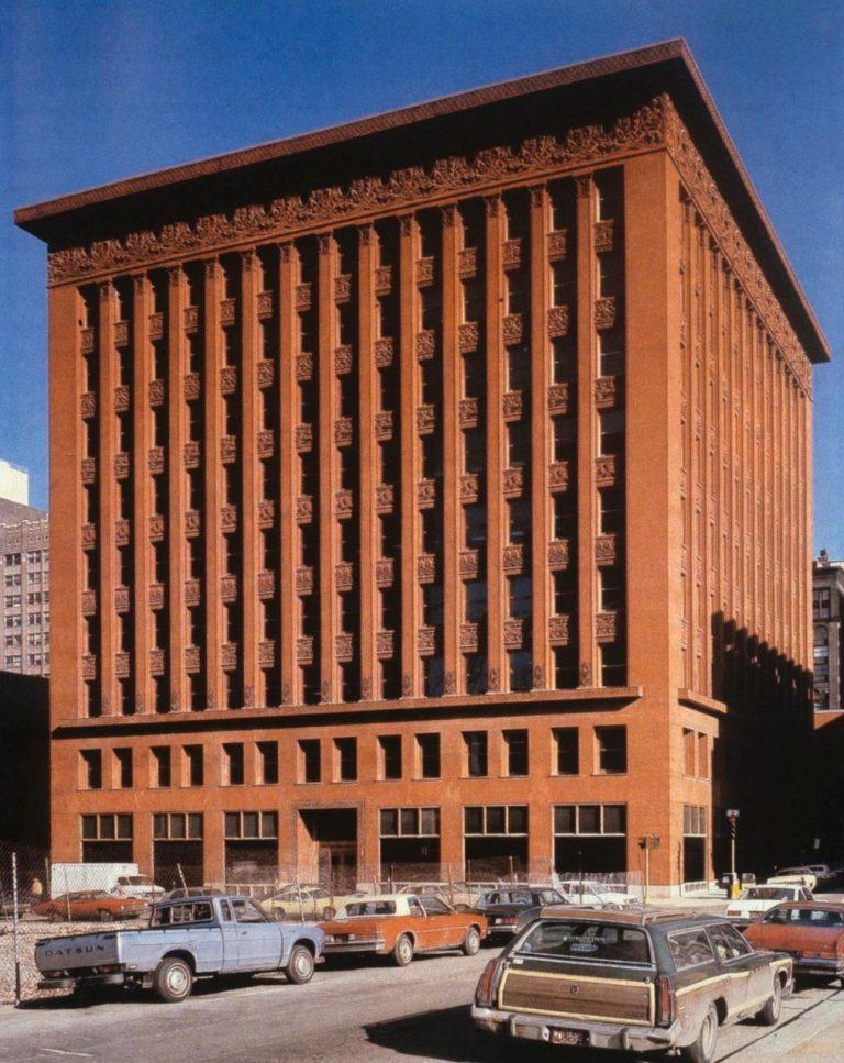 Wainwright épület, St. Louis