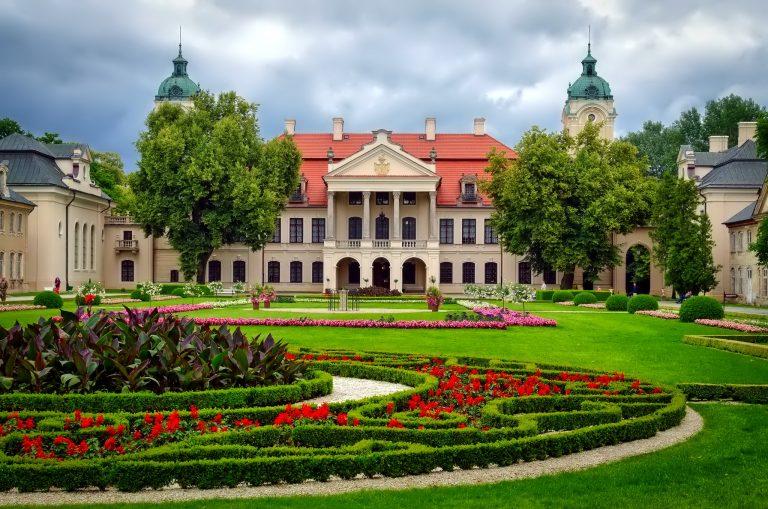 Zamoyske palota