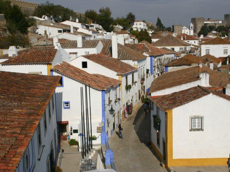 Óváros, Óbidos