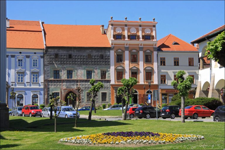 Pál mester tér (Namestie Majstra Pavla)