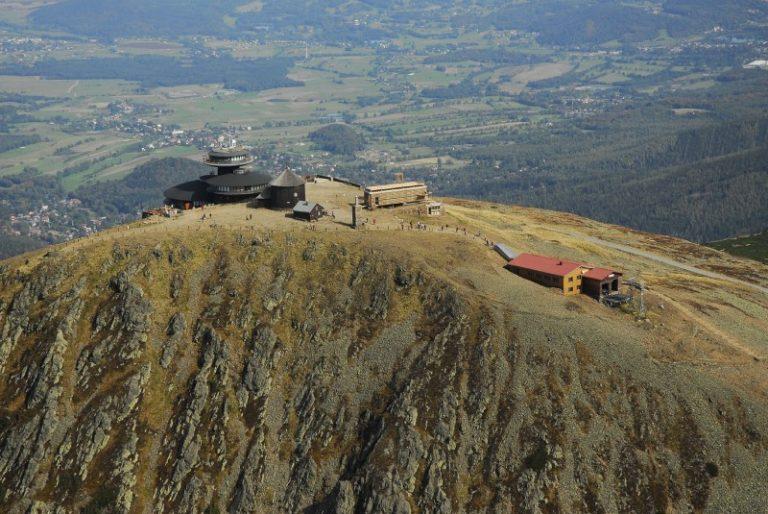 Snezka-hegy