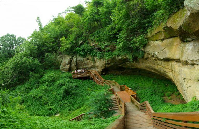 Indián Barlang Állami Park