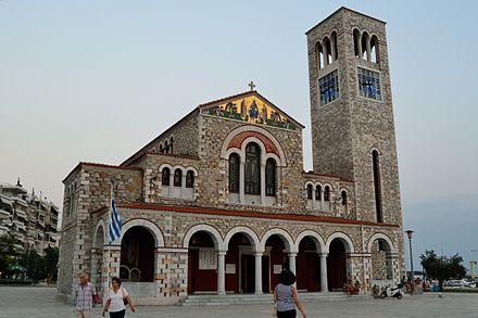 Agios Konstantinos templom