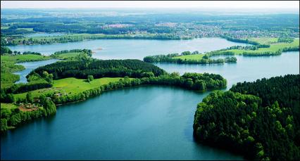 Dąbrowa tó