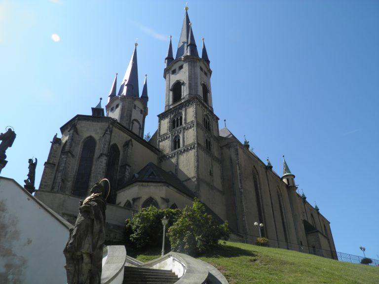 Szent Miklós templom, Cheb