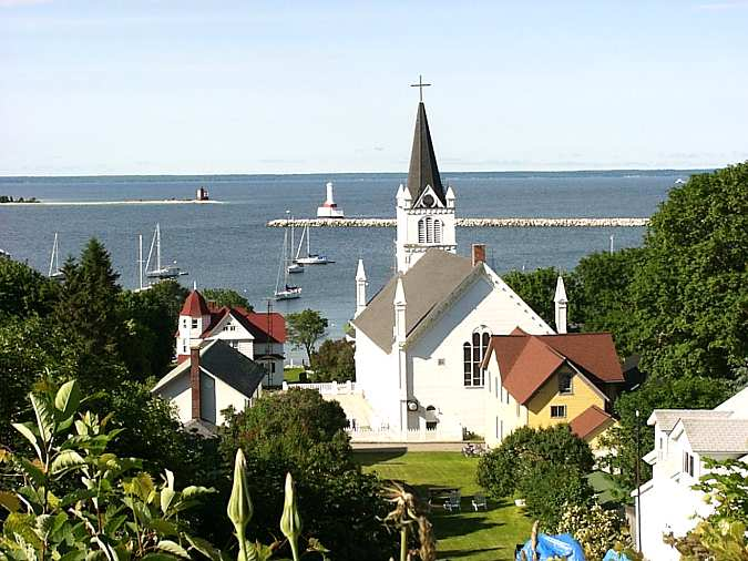Mackinac-sziget - Michigan