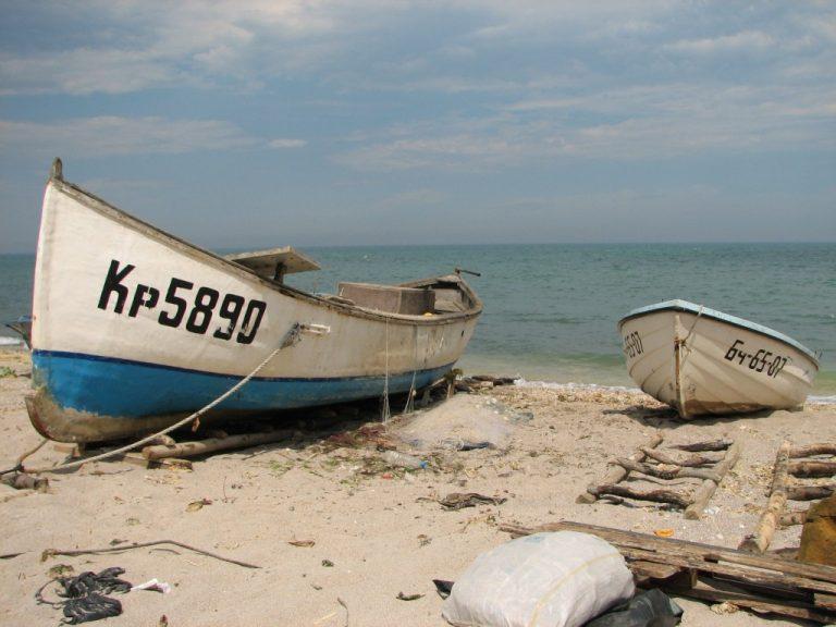 A bolgár tengerpartokon