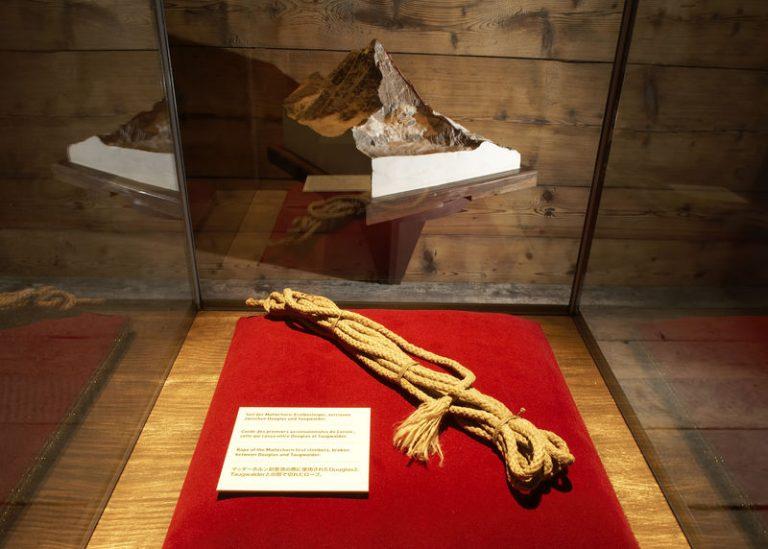 Matterhorn Múzeum, azaz a Zermatlantis