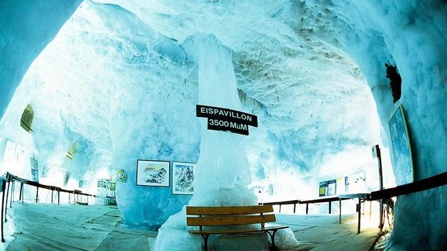 Mittelallalin jégbarlang