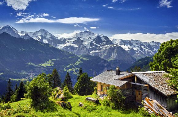 Barangolás a Berni felvidéken
