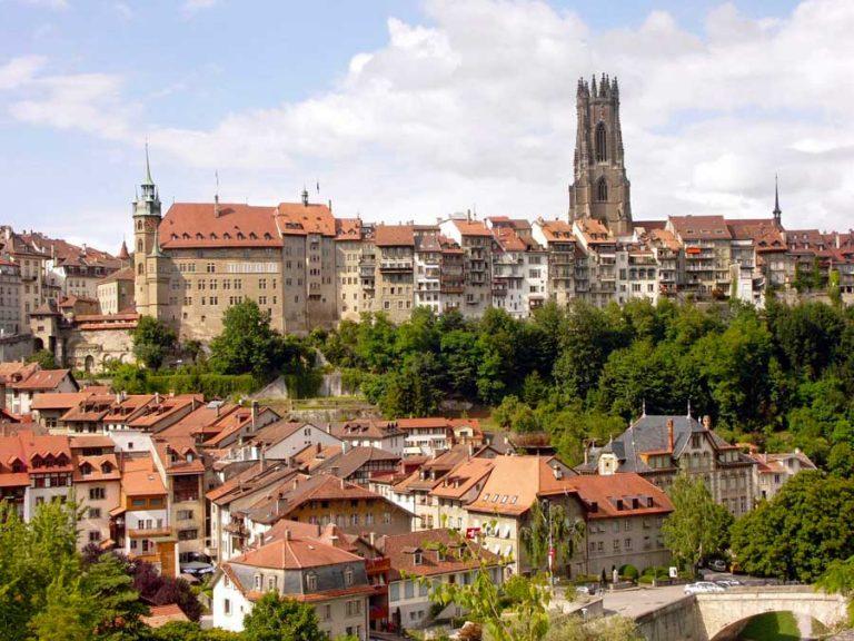 Óváros, Fribourg