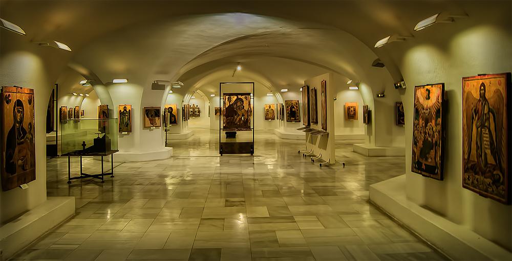 Alexander Nevsky Kripta Múzeum