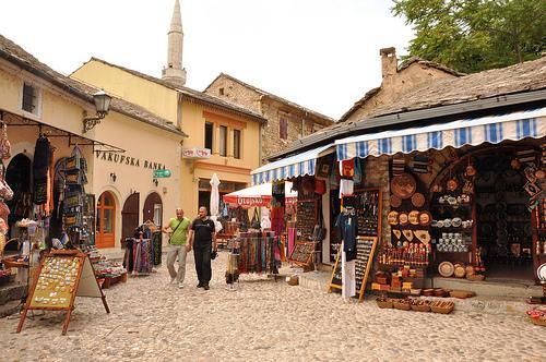 Óváros, Podgorica