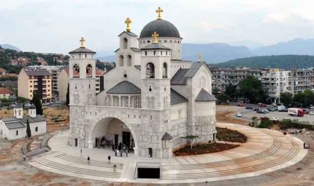 Krisztus Feltámadása katedrális, Podgorica