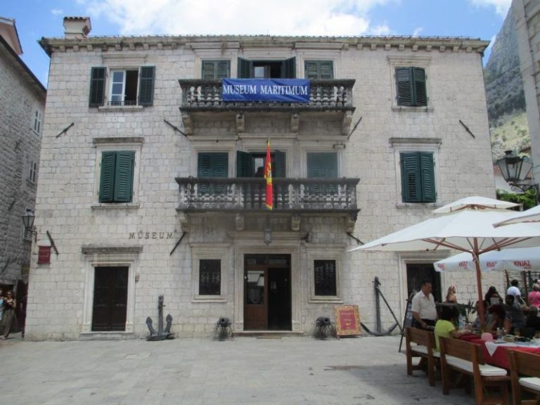 Montenegrói Tengerészeti Múzeum