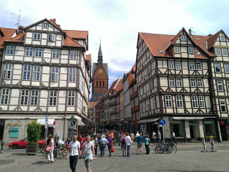 Hannover óvárosa