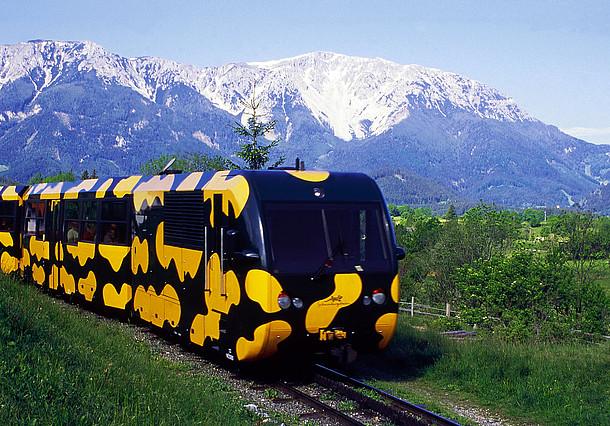 Schneebergbahn, Puchberg