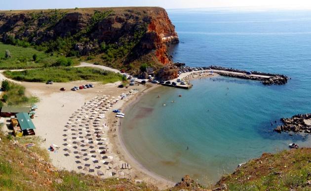 A Száj strand