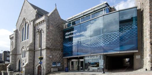 Aberdeeni Tengerészeti Múzeum
