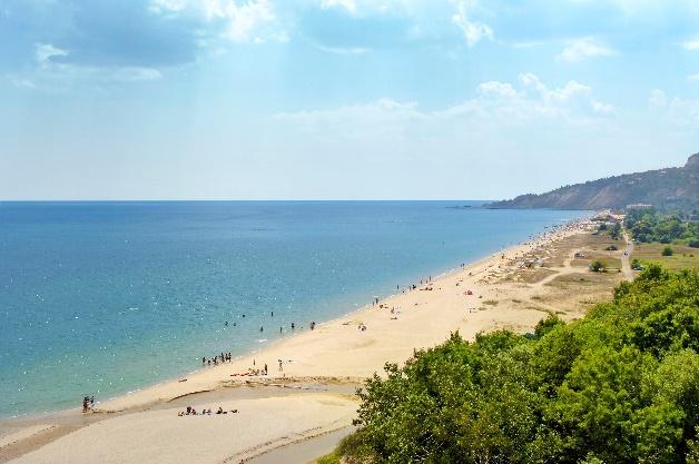 Albena strand