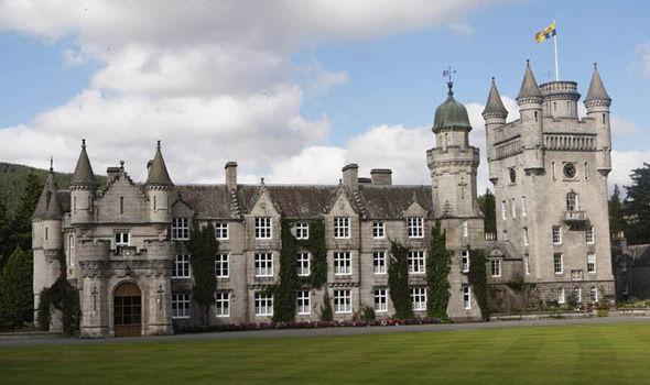 Balmoral kastély