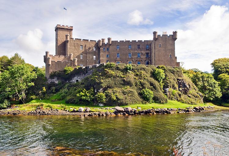 Dunvegan kastély, Skye